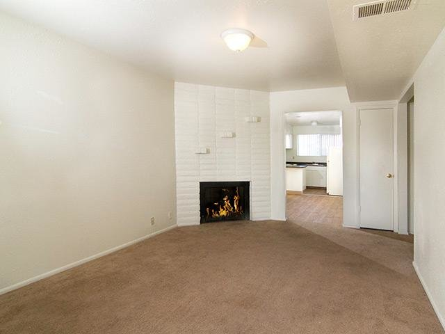 Apartments With a Fire Place | Atherton Park Apartments