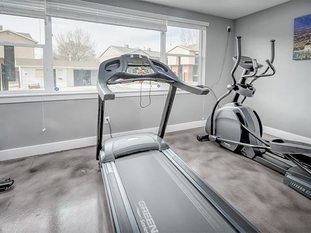 New Renovated Fitness Center | Atherton Park Apartments