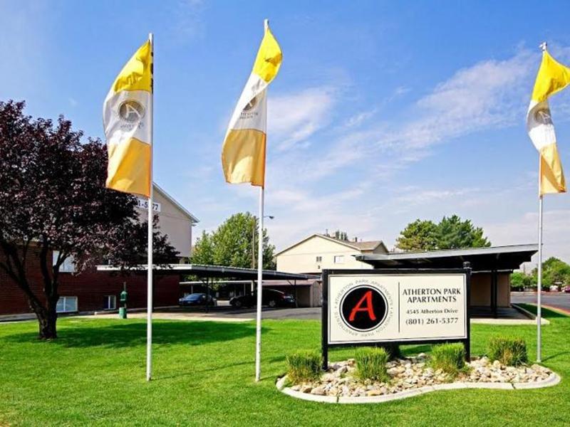 Luxury Apartments in Taylorsville | Atherton Park Apartments