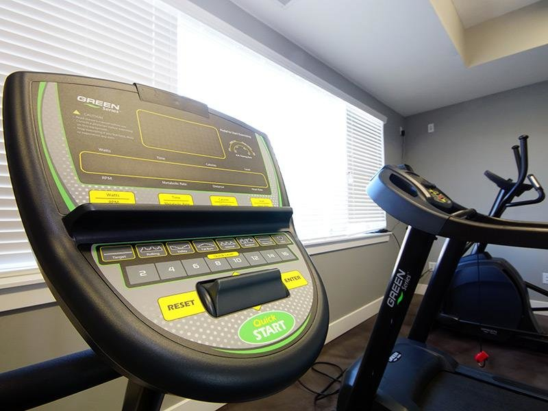 Apartments With a Fitness Center | Atherton Park Apartments
