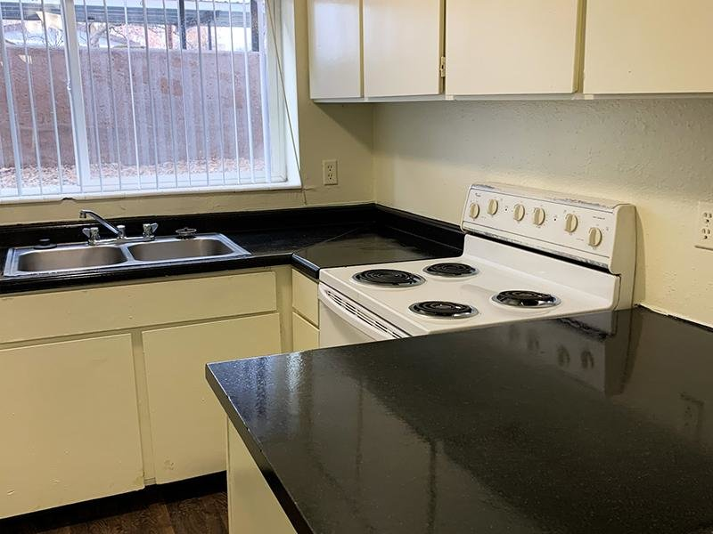 Fully Equipped Kitchen | Atherton Park Apartments