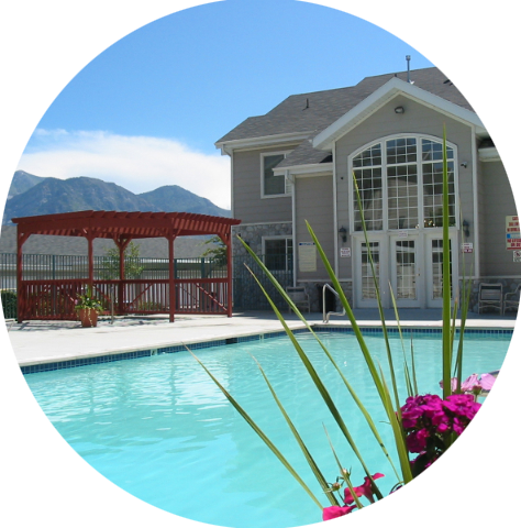 Orem Apartment Amenities at Country Springs