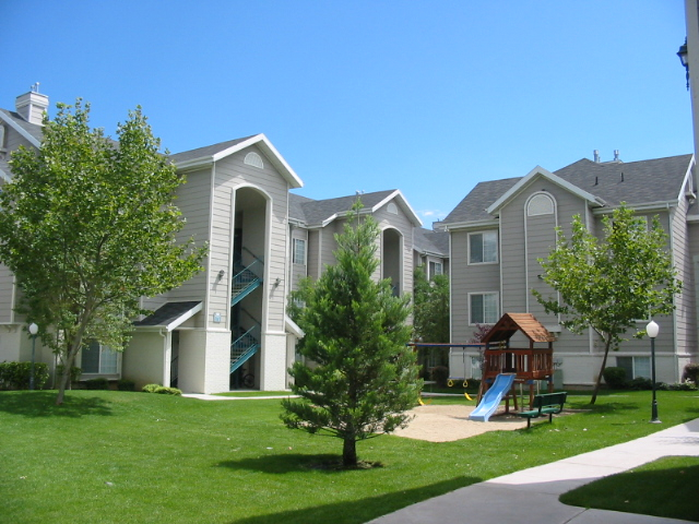 Apartments With a Playground | Country Springs Apartments