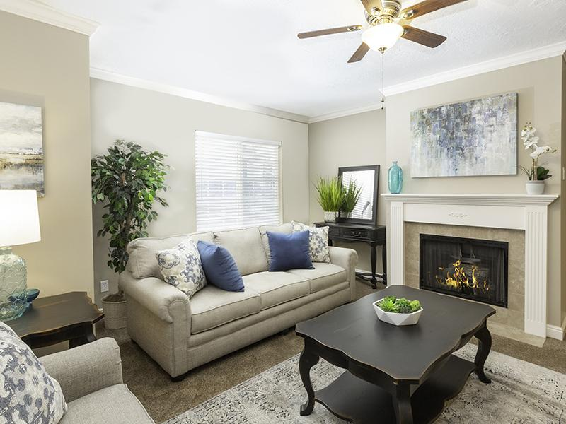 Front Room | Country Springs Apartments