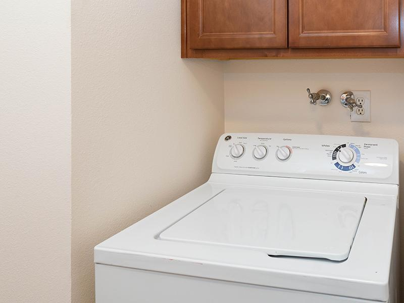 Laundry Area | Country Springs