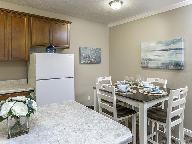 Dining Area | Country Springs Apartments