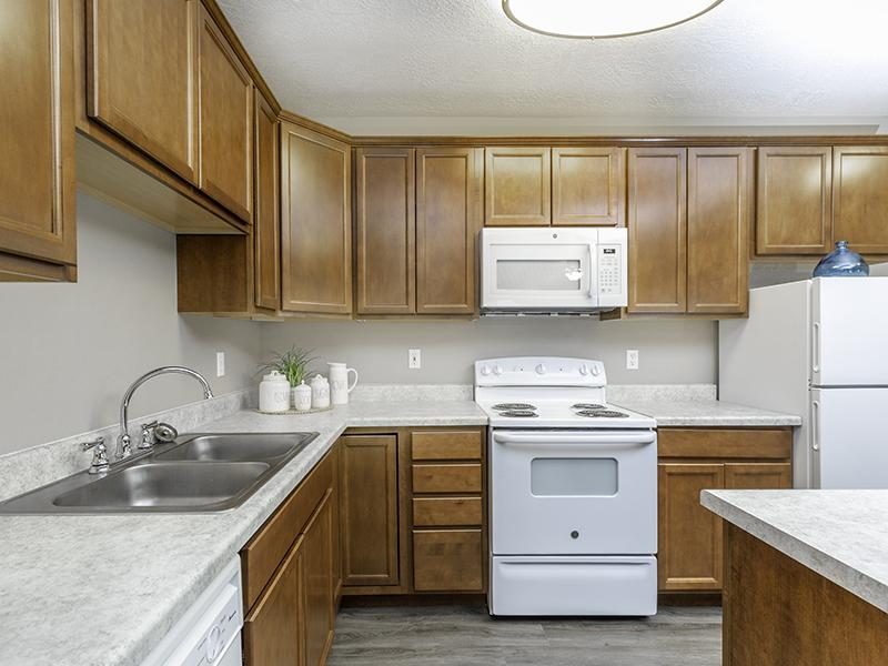Fully Equipped Kitchen | Country Springs