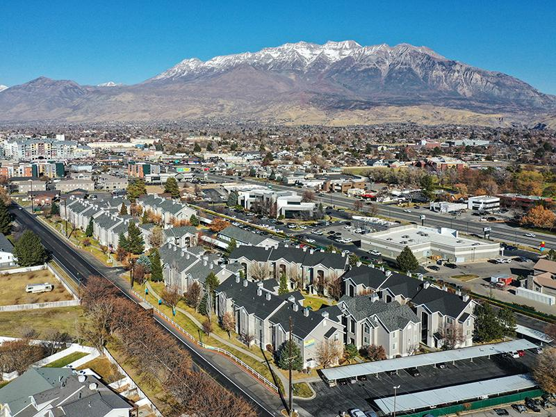 Country Springs Apartments in Orem, UT
