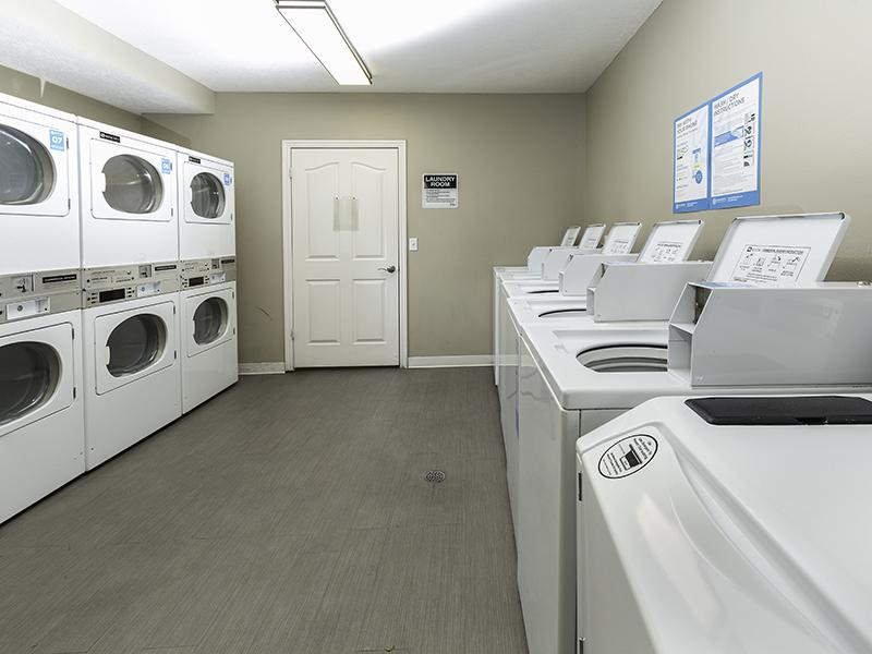 Laundry Facility | Country Springs Apartments