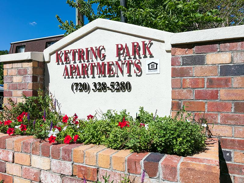 Welcome Sign | Ketring Park