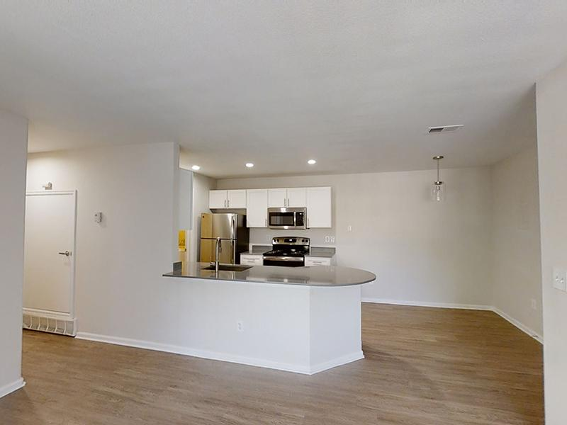 Front Room & Kitchen   Ketring Park Apartments in Littleton, CO