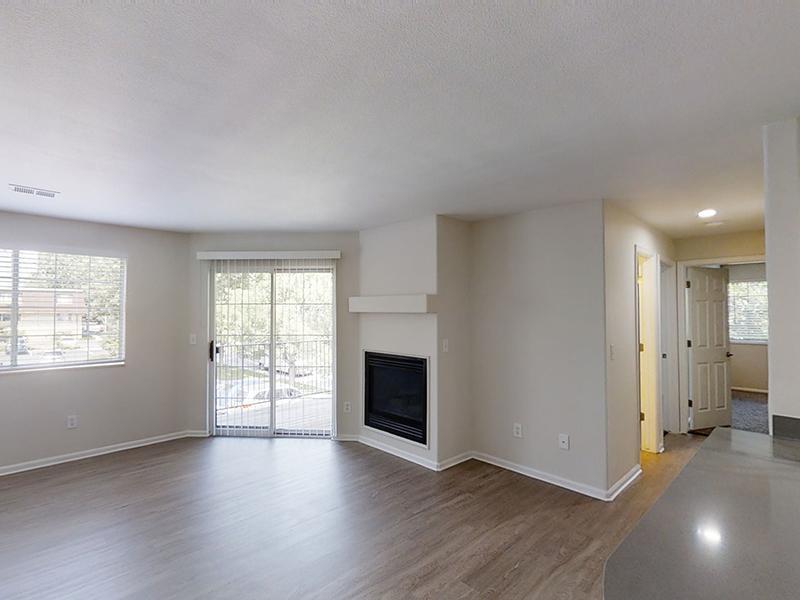 Living Room | Ketring Park Apartments in Littleton, CO