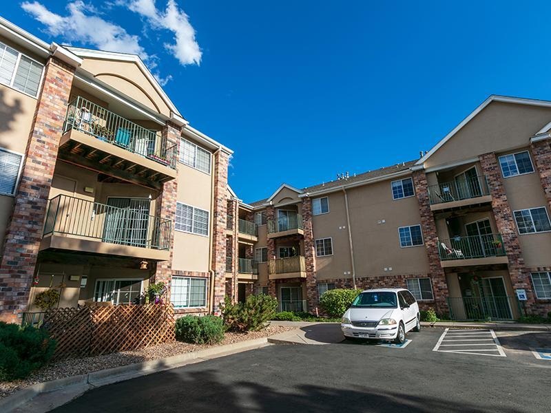 Building Exterior   Ketring Park Apartments in Littleton, CO