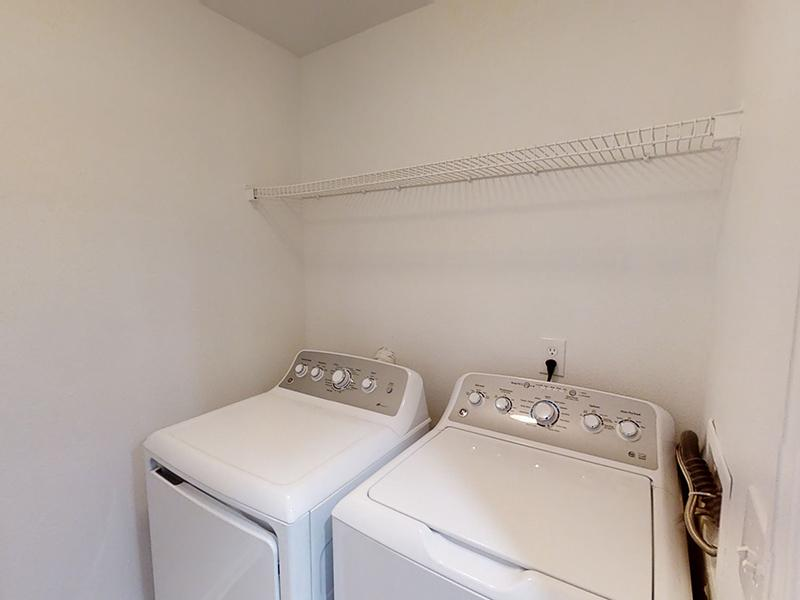 Washer & Dryer | Ketring Park Apartments