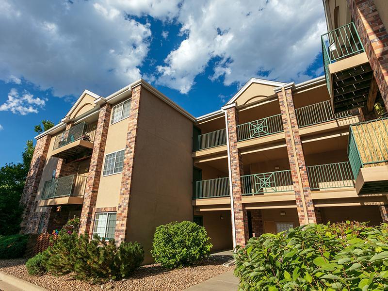 Exterior   Ketring Park Apartments in Littleton, CO