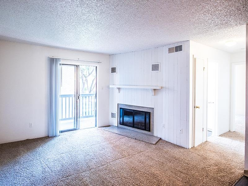 Living Room   Aspenwood Apartments