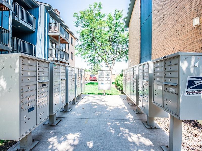 Mail   Aspenwood Apartments