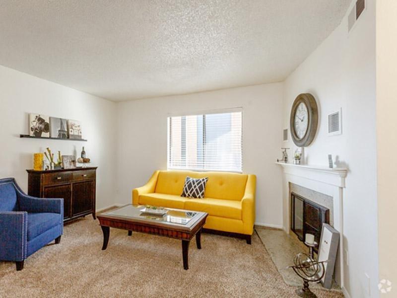 Interior | Aspenwood Apartments