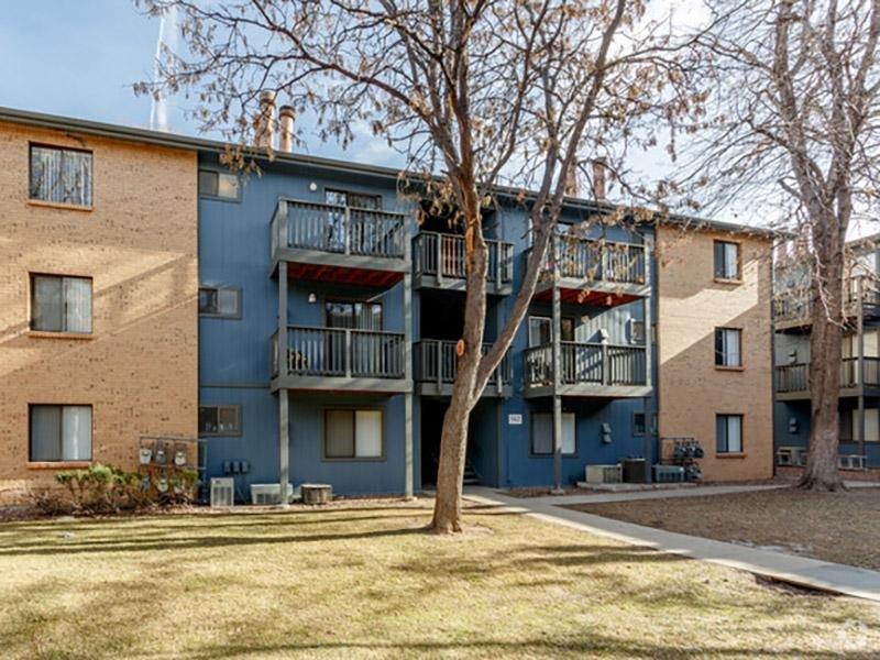 Exterior | Aspenwood Apartments