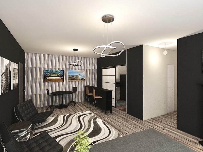 Spacious Interior | Rendering | Edge at Fitzsimons Apartments