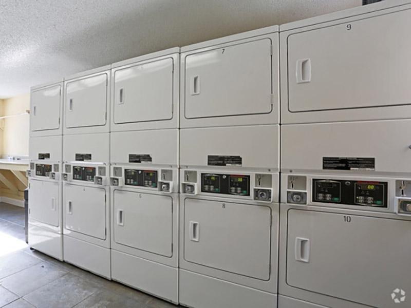 Laundry | Aspenwood Apartments