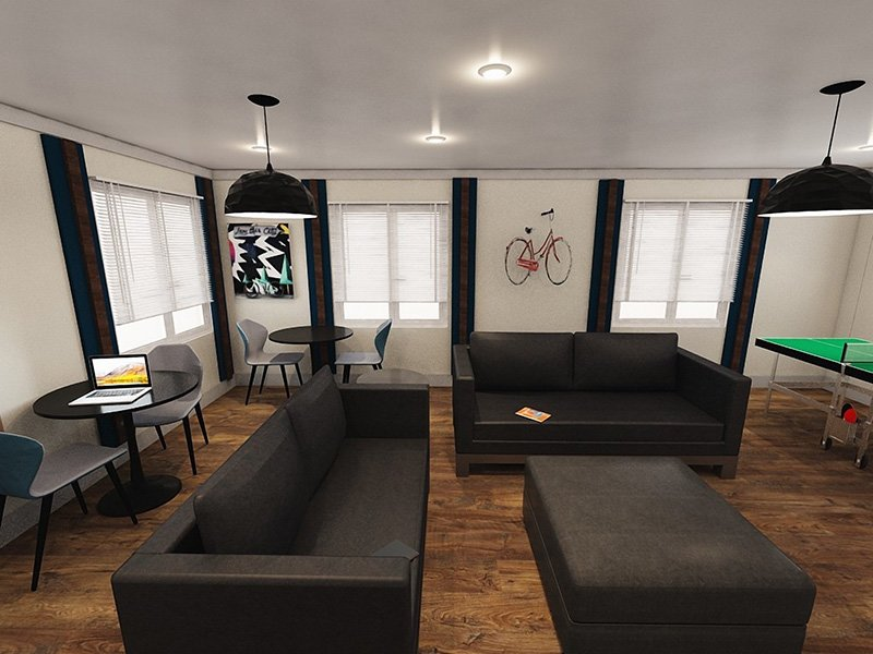 Clubhouse | Edge at Fitzsimmons