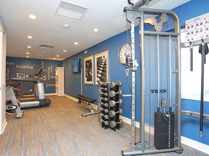 Fitness Center | The Harrison