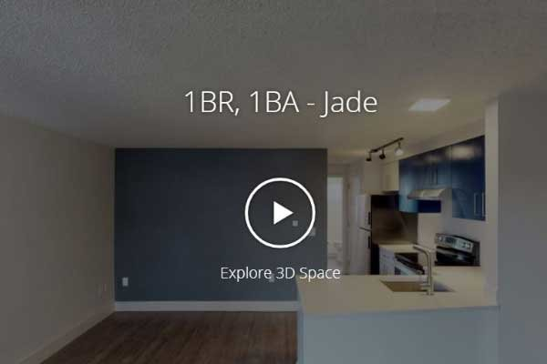 3D Virtual Tour of The Jewell Apartments