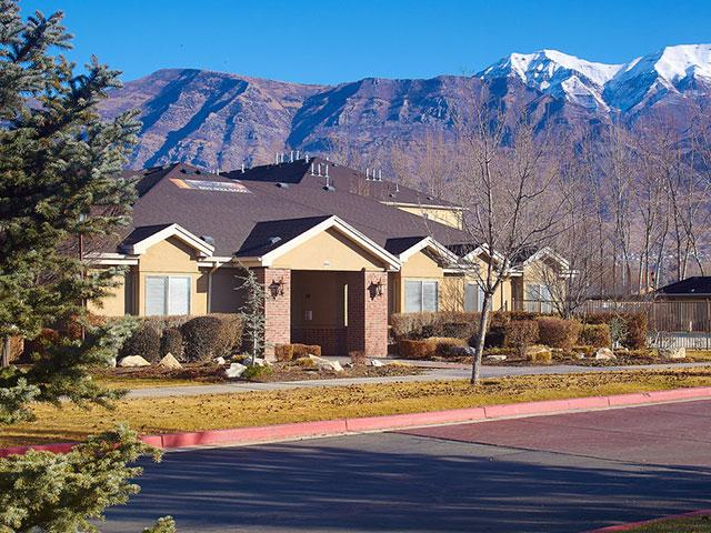 Exterior | Apartments in Pleasant Grove, UT