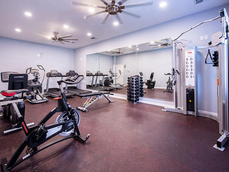 Gym | Pleasant Springs Apartments in Pleasant Grov