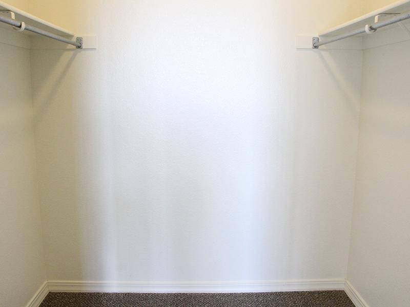 Master Bedroom Closet | Pleasant Springs