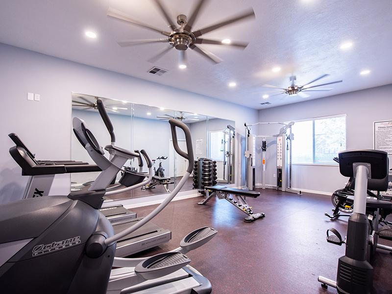 Gym | Apartments in Pleasant Grove, UT