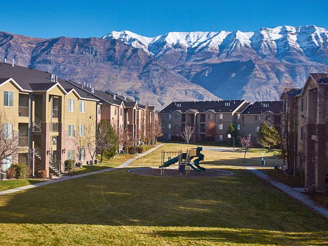 Exterior | Pleasant Springs Apartments in, UT