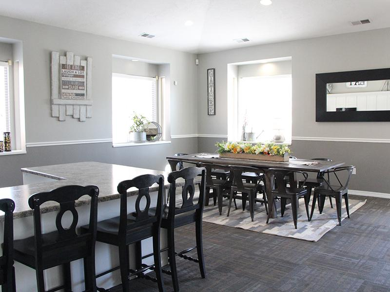 Clubhouse Kitchen | Pleasant Springs