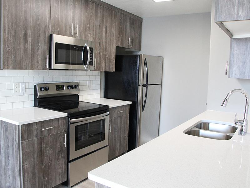 Kitchen | Apartments in Pleasant Grove, UT