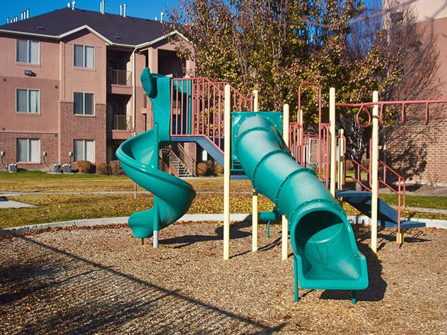 Playground | Pleasant Springs Apartments