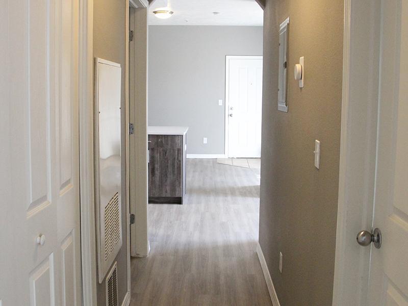 Hallway | Pleasant Springs