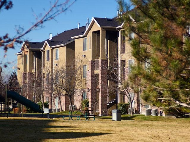 Exterior | Pleasant Springs Apartments in Pleasant
