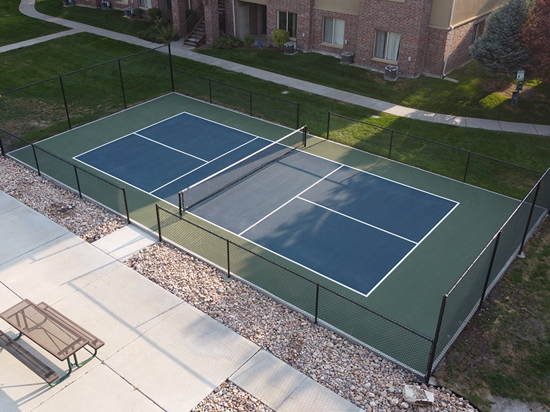 Pickle Ball Court | Pleasant Springs