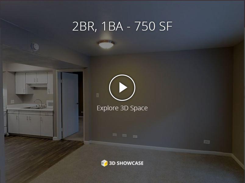 3D Virtual Tour of Eleven13 Apartments