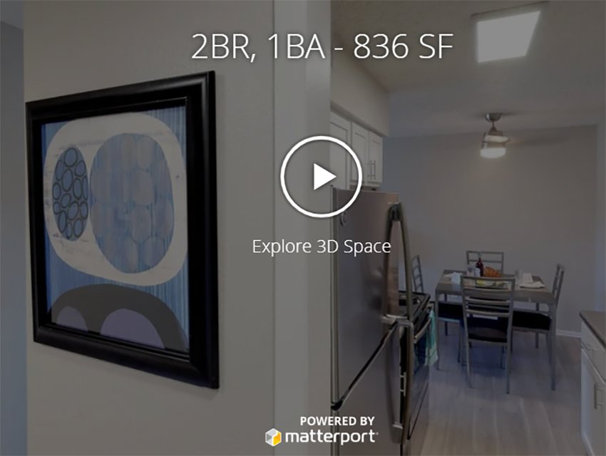 3D Virtual Tour of Park on 14th Apartments