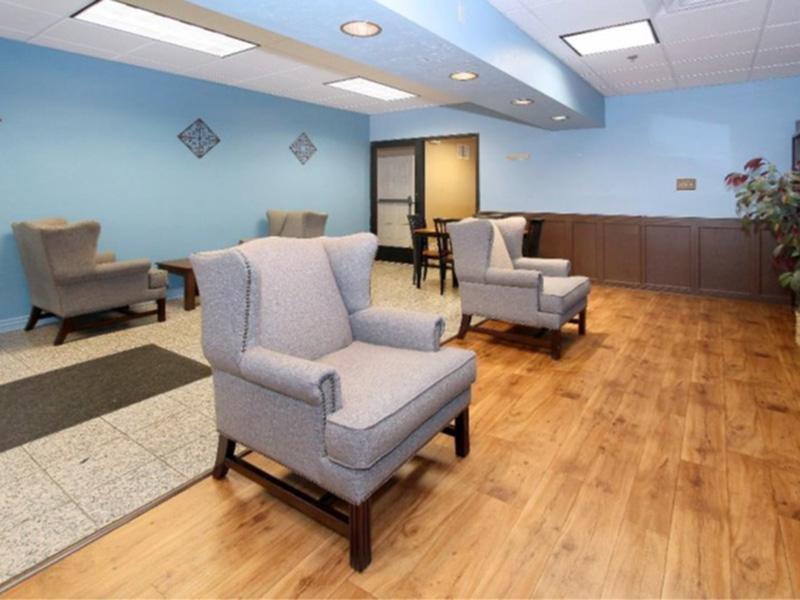 Office Lounge | Fillmore Crossing