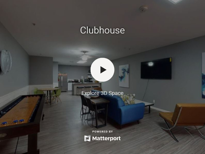 3D Virtual Tour of The Incline Apartments