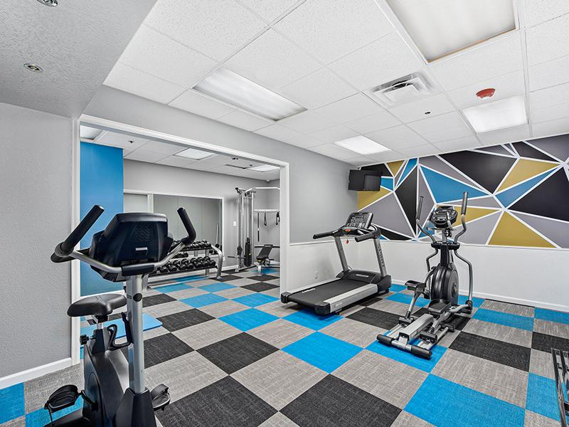 Gym | Fillmore Crossing