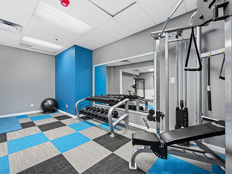 Fitness Center | Fillmore Crossing