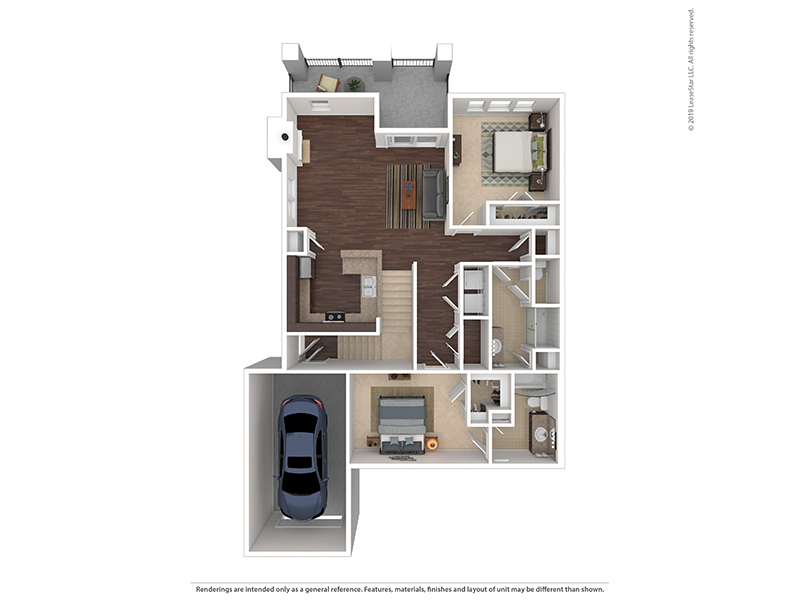 Osprey apartment available today at The Highlands at Red Hawk in Castle Rock
