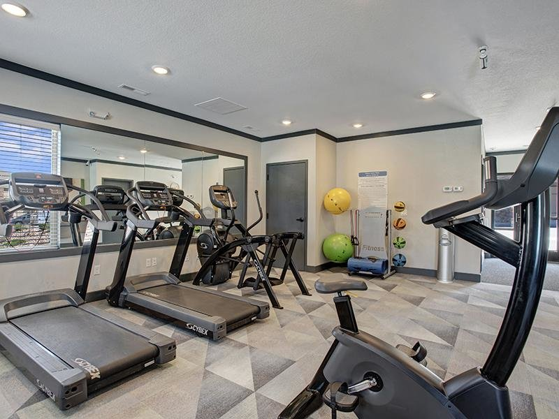 Fitness Center | The Highlands at Redhawk