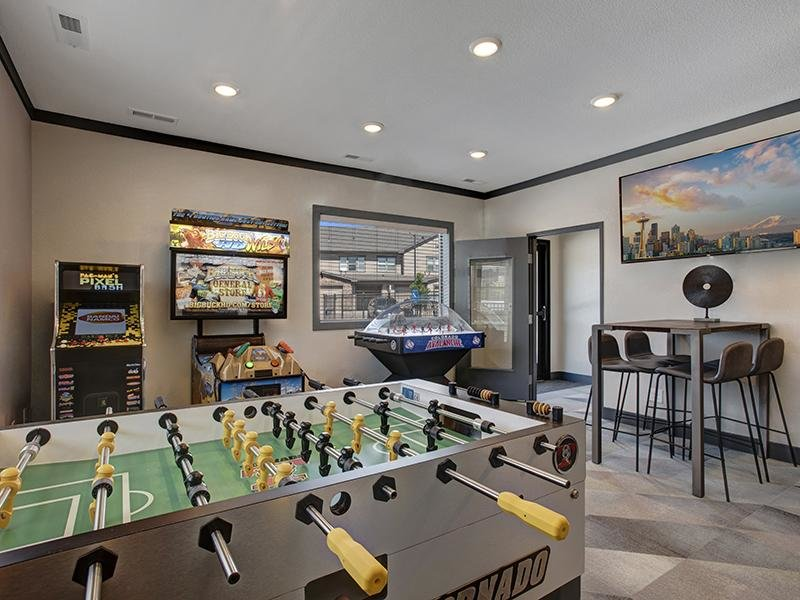 Game Room | The Highlands at Redhawk