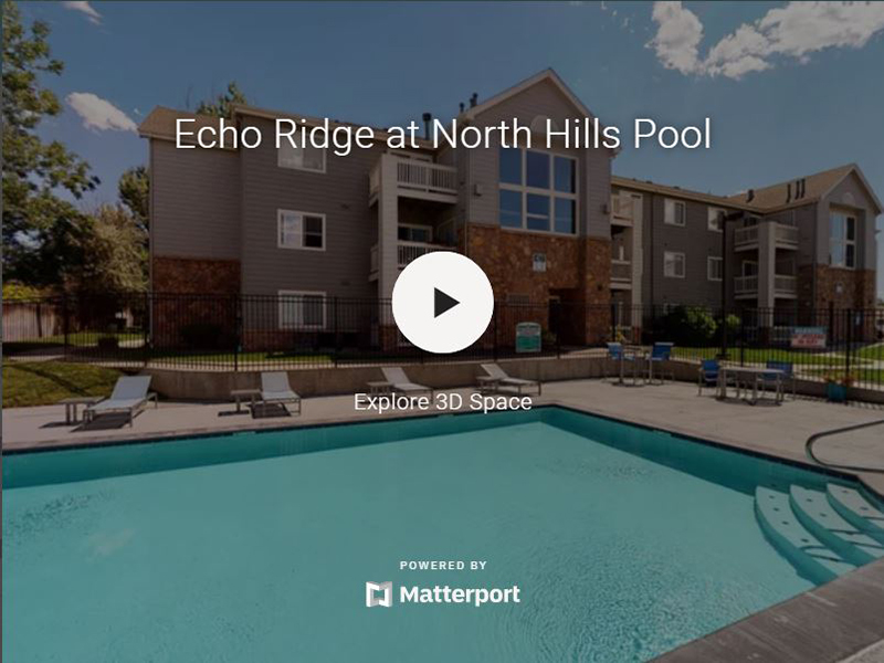 3D Virtual Tour of Echo Ridge at North Hills Apartments