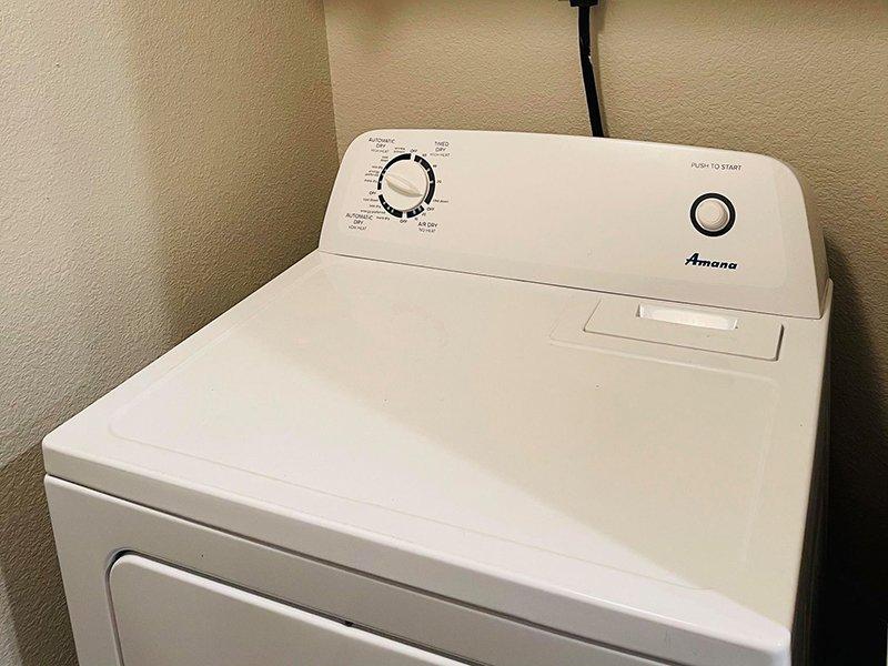 Washer & Dryer | Echo Ridge at North Hills